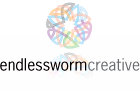 endlessworm creative logo